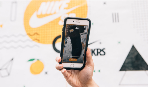 Nike Augmented Reality Shoes