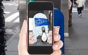 USPS Adds Augmented Reality Apps Magic to Mailboxes